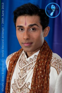 Our World Record Attempt for the Largest Bollywood dance will feature the amazingly talented Indian dancer Ash Mukherjee.