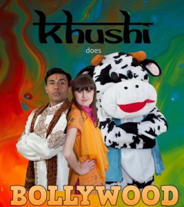 Khushi Does Bollywood 2013
