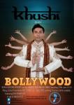 Khushi Does Bollywood Poster 1