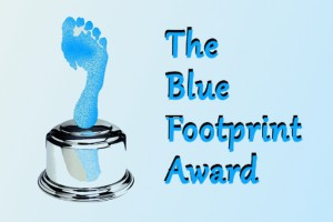 Blue Footprint Award