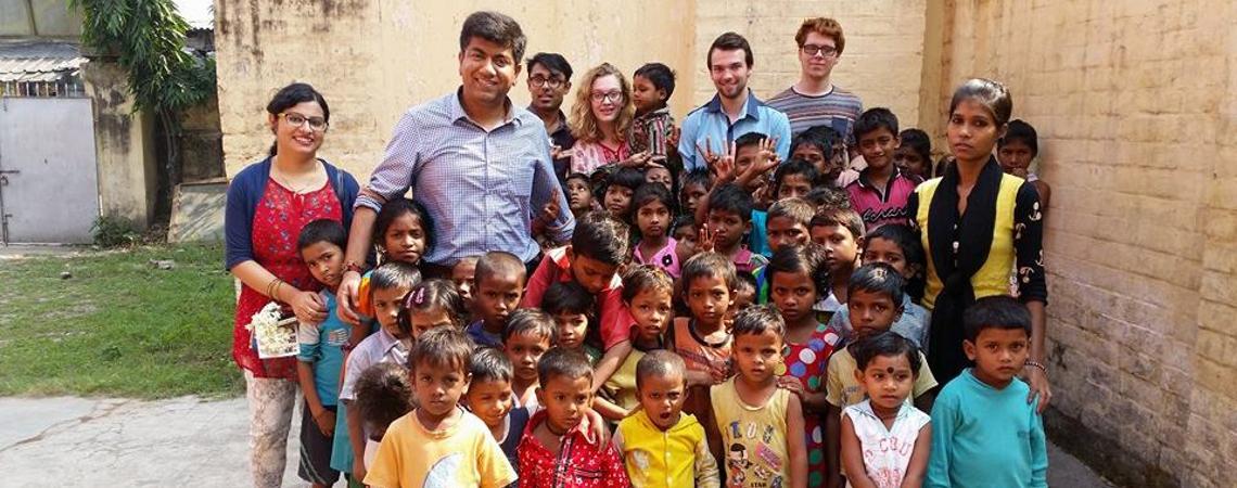 Khushi Feet Supporters Visit Kolkata