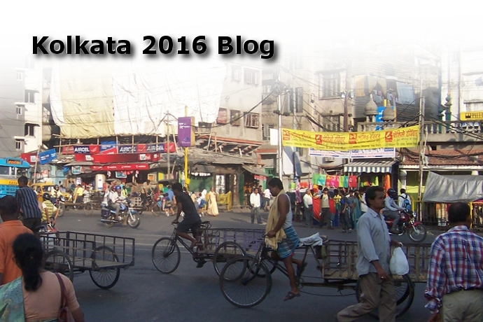 Kolkata 2016 Blog
