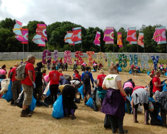 Glastonbury Update