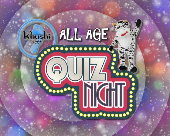 Khushi's All Age Quiz Night